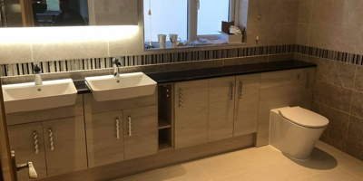 Full bathroom installation and renovation services